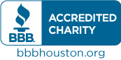 BBB Accredited Charity Seal